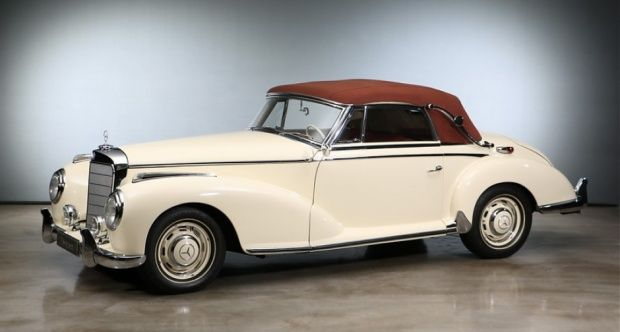 1952 Mercedes-Benz 300 S - Cabriolet A                                                                                                                                                                                 Mehr