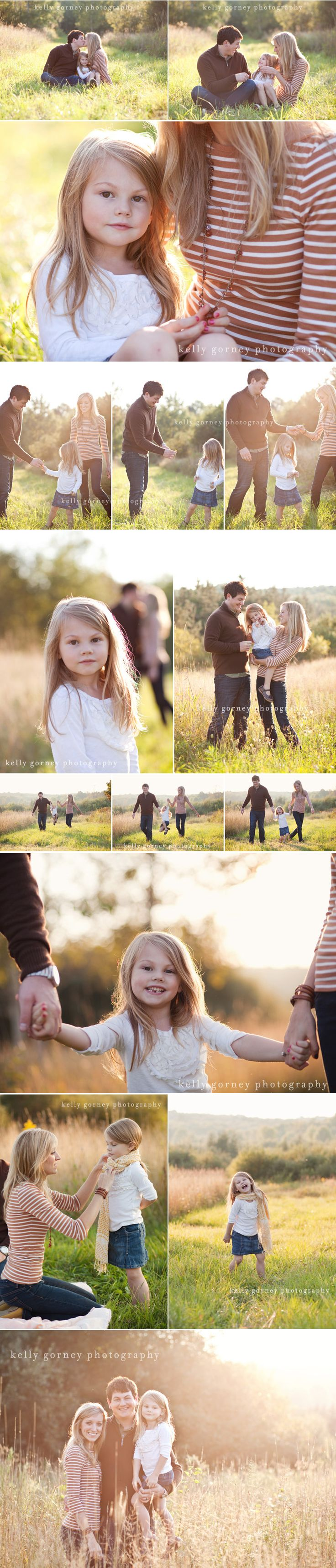 family photo shoot. LOVE all of these.