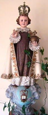 Santidad Carmelitana: Santo Niño Jesús de Praga, bendícenos!!