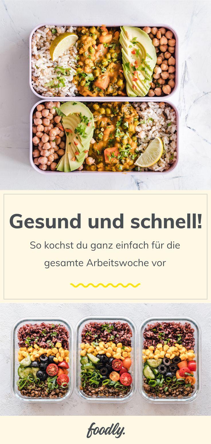Com 5 etapas para preparar refeições com sucesso   – Zero Waste