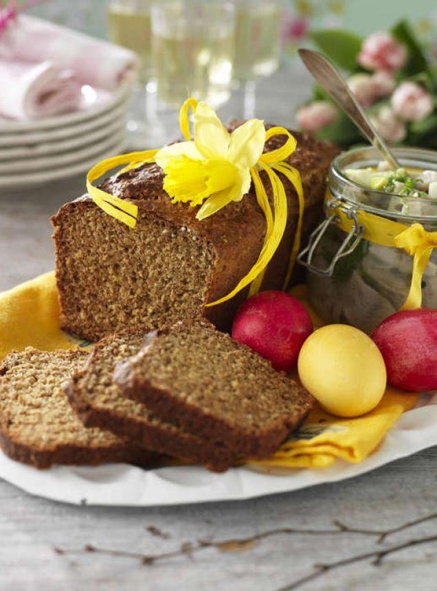 Ett riktigt gott bröd innehållande rågsikt, vetekli och grahamsmjöl.