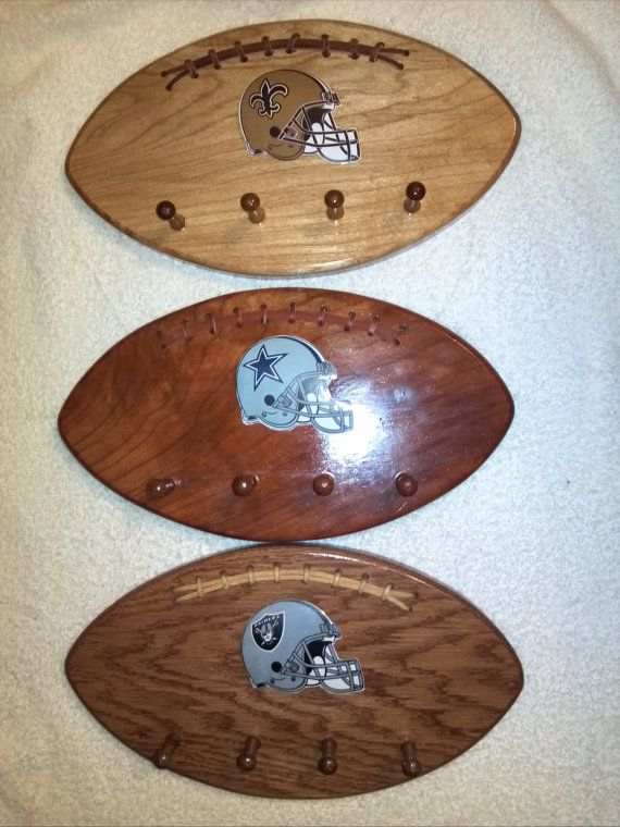 Saints Cowboys Raiders ALL NFL TEAMS Choice of by WoodItBeNice, $25.00