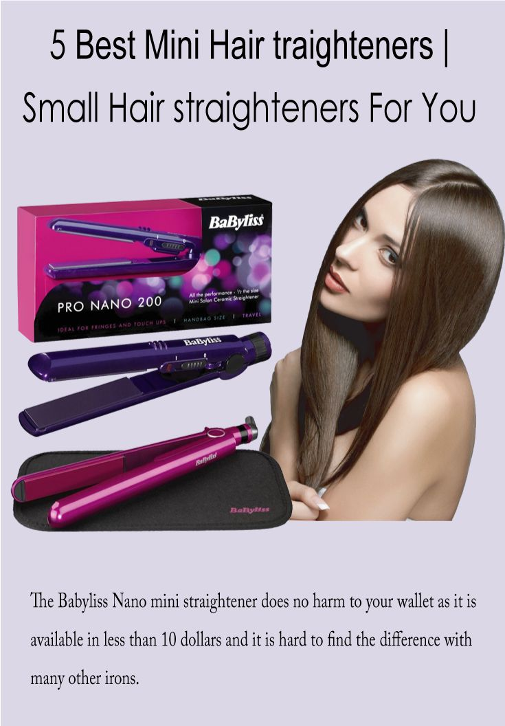 1218 best Best Hair straightener images on Pinterest ...