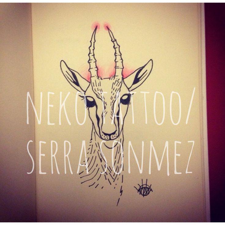Gazelle lovers / Neko Tattoo & Art Studio