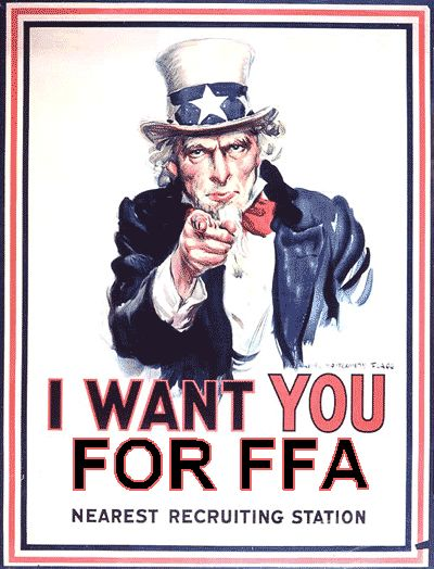 Glenrose FFA- compiled Ag Ed power points available to download  http://www.glenrosearkansasffa.com/lesson%20plans.htm