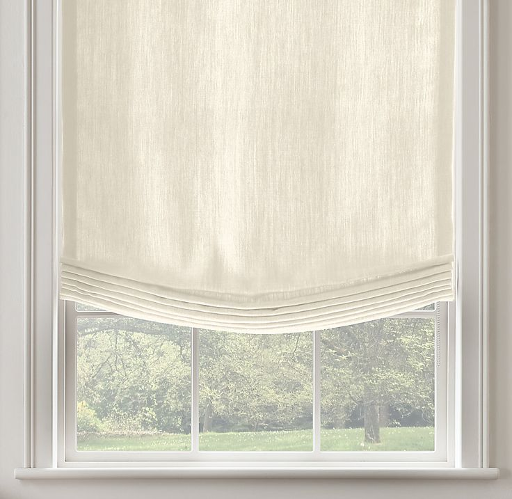 Best 25 relaxed roman shade ideas on pinterest roman for Type of blinds for windows
