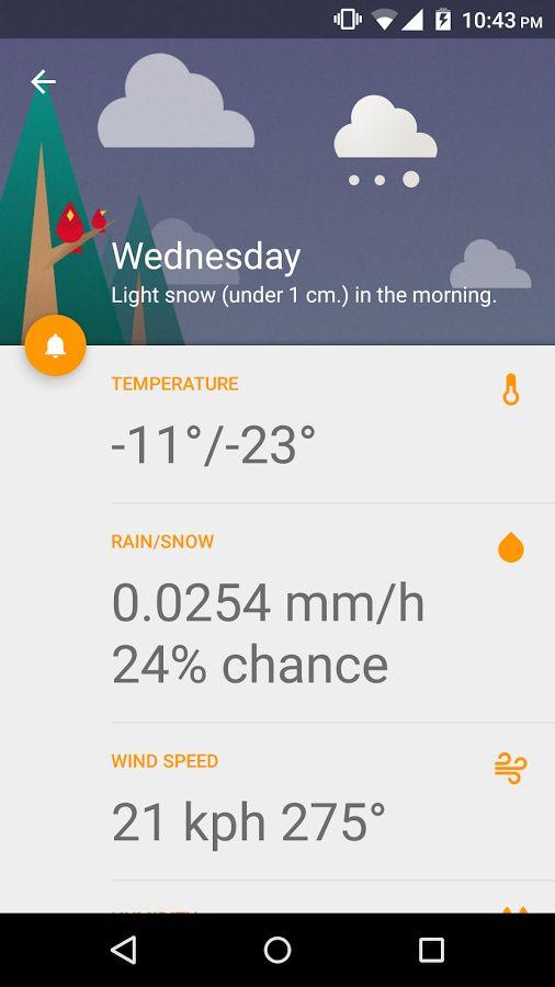 Simple Weather - screenshot