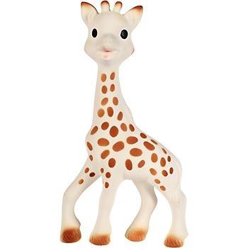Sophie the Giraffe löytyy myös suomalaisista nettikaupoista :)