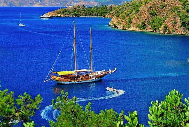 Greek Islands, Bencik, private gulet charter, www.barbarosyachting.com