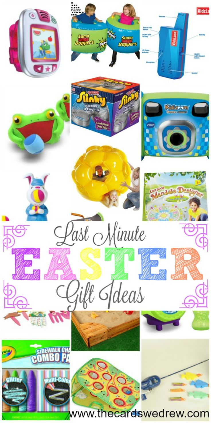 The 25 best diy easter gifts for friends ideas on pinterest 20 last minute easter gift ideas negle Image collections