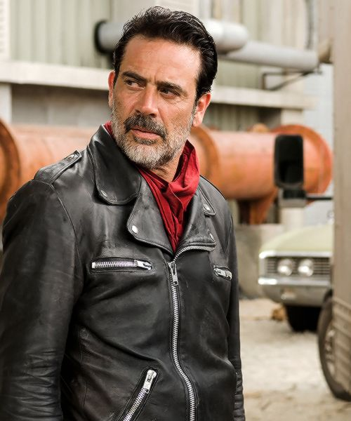 """""""Police officer Rick Grimes leads a group of survivors in a world overrun by zombies."""" Well.. we..."""