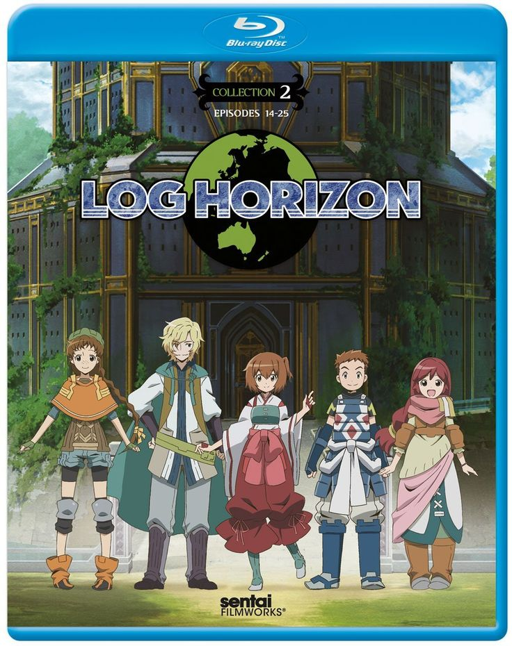 This second collection from the anime series LOG HORIZON contains episodes 14-25.