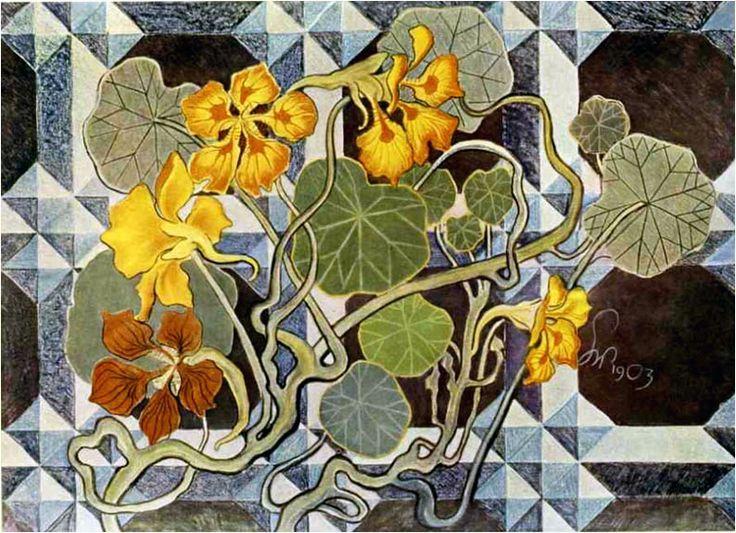 SENSORY LEVEL: Stanislaw Wyspianski Floral Division - part II