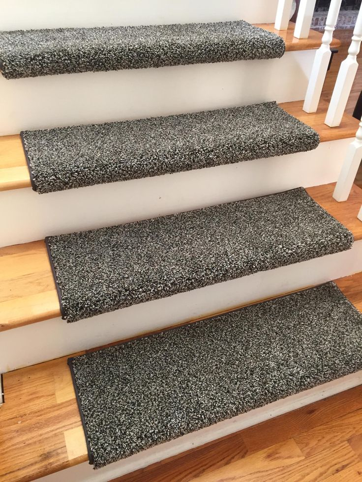 Artisanal Capital True Bullnose™ Carpet Stair Tread U2013 For Safety Comfort Dog  Cat Pet (
