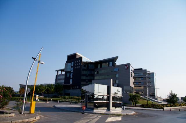 Ιατρικό Διαβαλκανικό Κέντρο - Αποκατάσταση μονώσεων δώματος (2013)