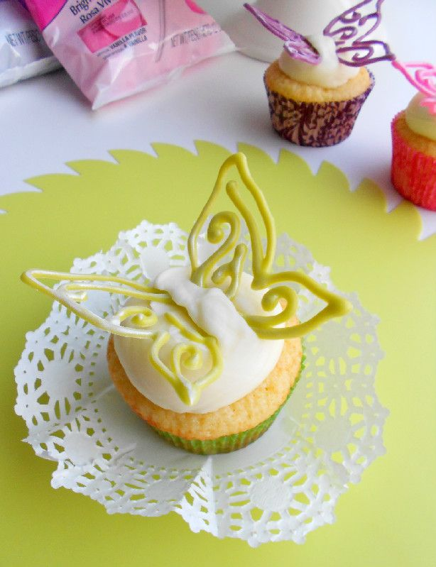 How To Make Lemon Fairy Cakes