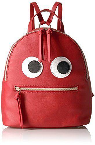 New Trending Backpacks: T-Shirt  Jeans Monster Back Pack, Red. T-Shirt  Jeans Monster Back Pack, Red  Special Offer: $27.60  299 Reviews Monster back packPockets: 1 interior slip, 1 interior zip, 1 exterior