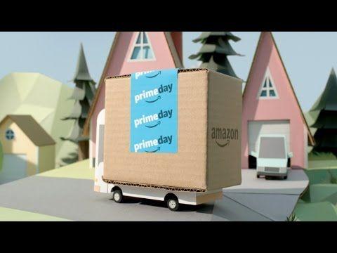 Anuncio Amazon Prime Day 2016 – Ofertas en todas partes - YouTube