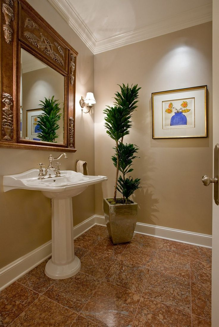 27 Best Powder Room Images On Pinterest Powder Rooms