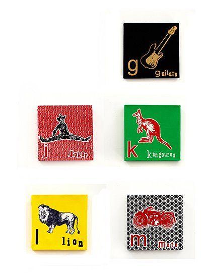 Dieses niedliche französische Bilder ABC macht die Wahl nicht leicht, zwischen 26 verschiedenen Bildern/ Buchstaben kann gewählt werden. Oder man stellt sich gleich das gesamte ABC als Kunstwerk zusammen.   car-Möbel hat noch viele weitere schöne Produkte zum Thema Schilder, Bilder. Stöbern Sie in unserer Kategorie Accessoires und lassen Sie sich inspirieren.
