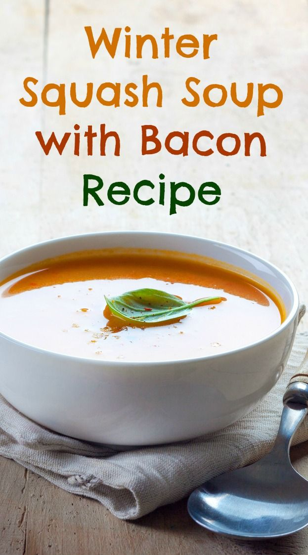 This winter squash soup is sure to warm your body and soul in the middle of…
