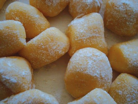 Le ricette di Valentina & Bimby: GNOCCHI VELOCI