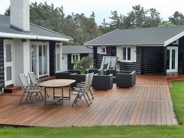 Billige terrassebrædder i en super god kvalitet der holder år efter år.