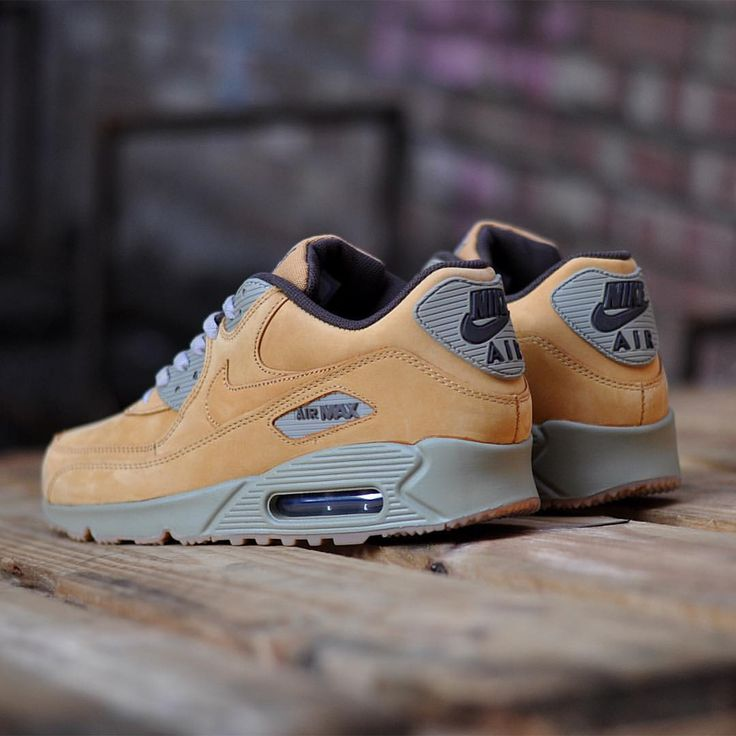 NIKE Women's Shoes - Nike Air Max 90 Winter Premium: Wheat - Find deals and  best selling products for Nike Shoes for Women