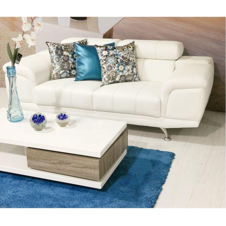 Nuestra sala Modular Felipe ambienta los espacios y los llena de vida para compartir momentos especiales. #Muebles #Salas #Decoración #Estilo  www.maderaymuebles.com.co