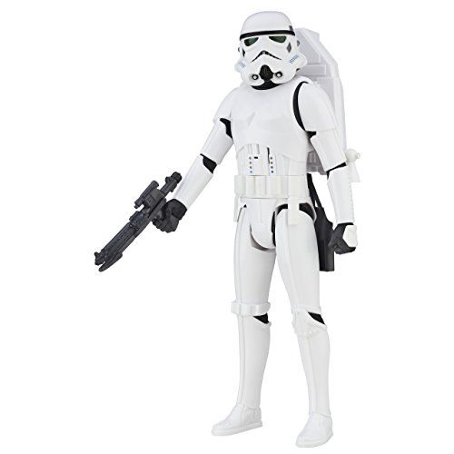 From 9.80 Star Wars Interactive Imperial Stormtrooper Figure