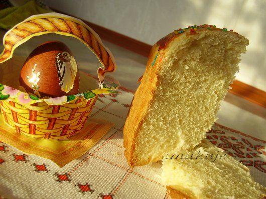 Львівська традиційна паска