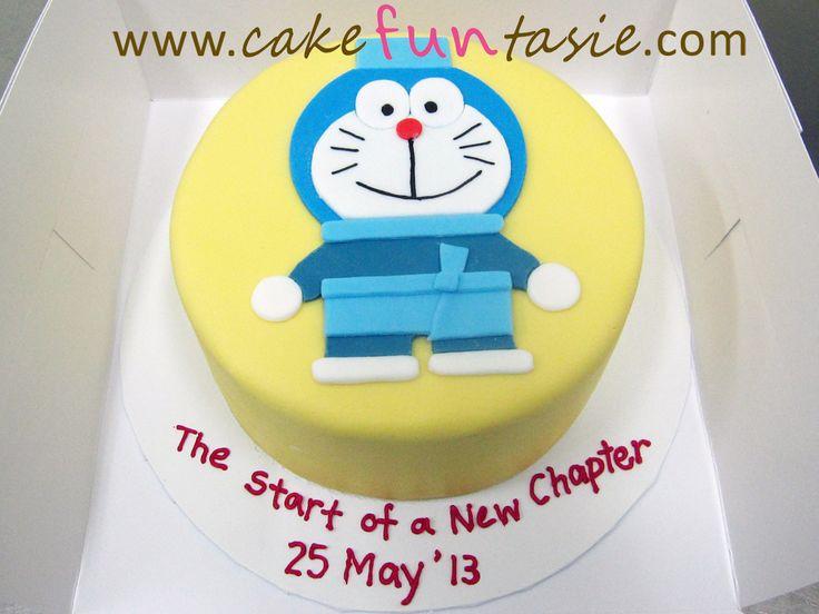 Japanese Dora Cake Recipe: 25+ Best Ideas About Doraemon Cake On Pinterest