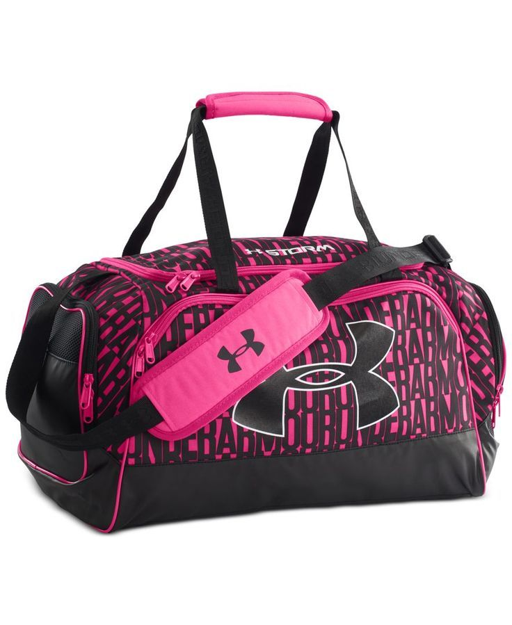 8fc994505ea Under Armour Storm Watch Me Duffel Bag   Gym Bags   Pinterest ...