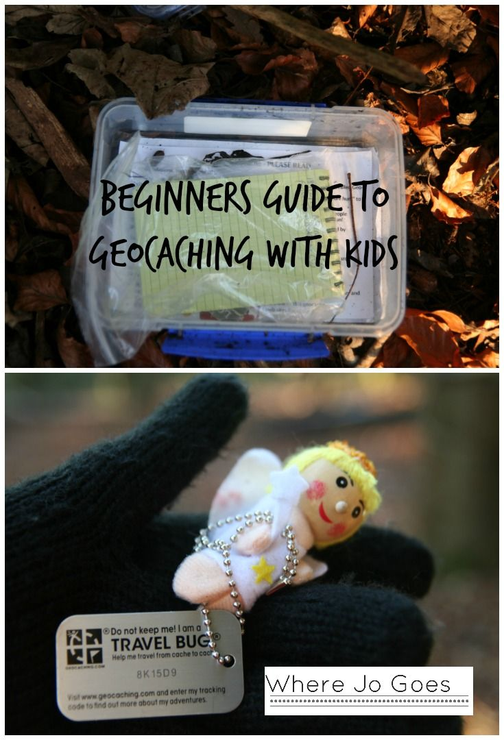 Geocaching  Beginners guide to geocaching  Geocaching with kids  Free family activities  Things to do with kids