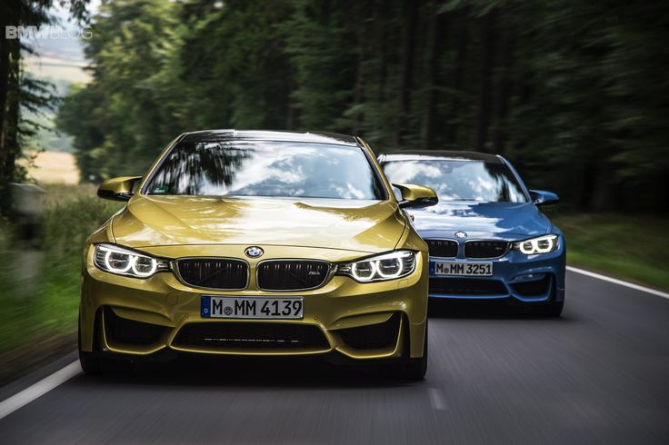 2015 BMW M3 and M4 Photo Gallery from Germany - http://www.bmwblog.com/2014/06/26/2015-bmw-m3-m4-photo-gallery-germany/