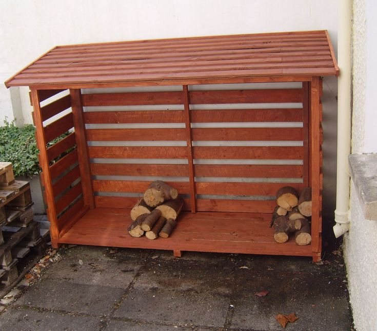 Wood Pallet Fence | ... pallets and old feather-edge fencing for the roof. This item is