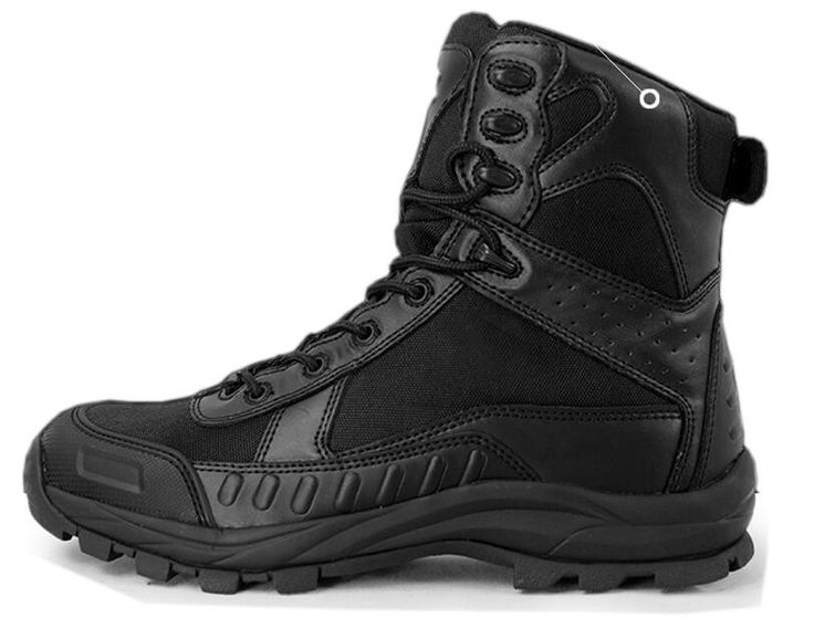 Hot Men's Jungle Boot Desert Tactical Combat Boots Outdoor Hiking Shoes Army Military Boots Free Shipping