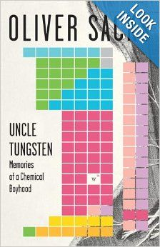 an analysis of uncle tungsten by oliver sacks 01122001  john mccrone on the raw joy of scientific understanding for the young oliver sacks in uncle tungsten: memories of a chemical boyhood.
