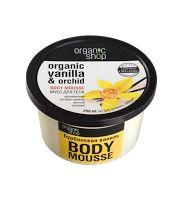 Přírodní kosmetika: Vanilková pěna - Organic Shop
