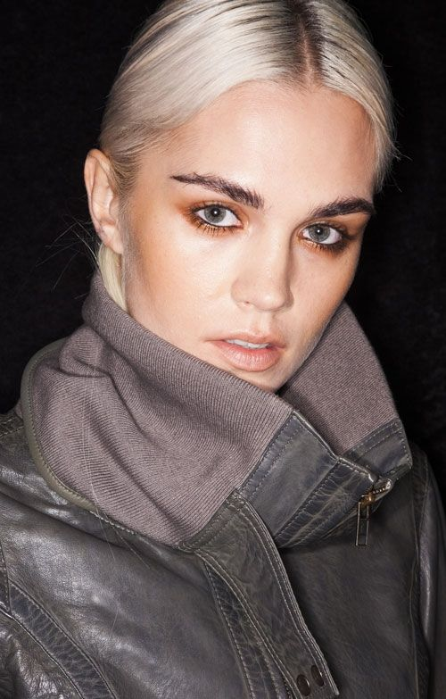 18 Gorgeous NYFW Makeup Looks to Try Out Now | FASHION WEEK | Catwalk makeup, Beauty makeup, Makeup looks