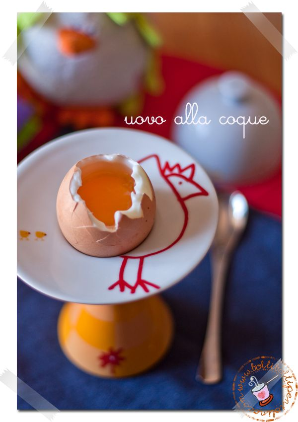 Bolli bolli pentolino: Svezzamento dai 10 mesi: è il momento dell'uovo alla coque