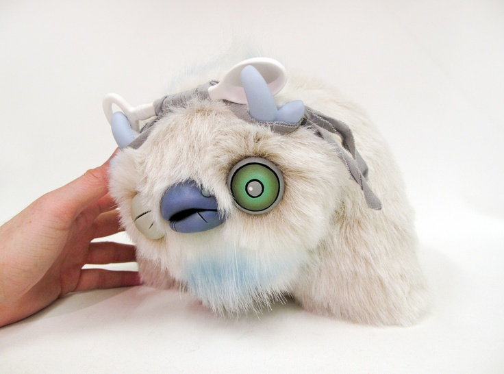 Image of Ove- (4legged, Posable head)