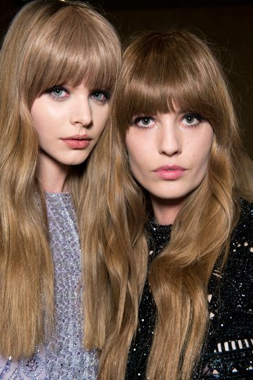 Beauty Highlights From Milan Fashion Week Autumn Winter 2013 | Grazia Fashion Shows