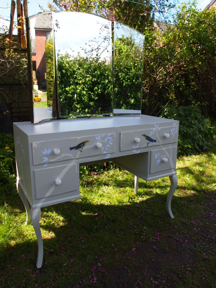 Best images about painted shabby chic decoupage