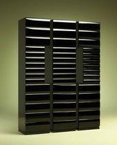 Современный шкаф / древесины в / с распашными дверями
