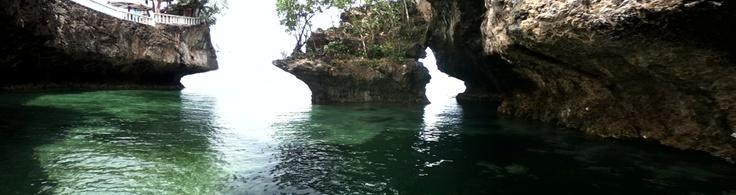 Boho Rocks in Camotes Island, Cebu, Philippines