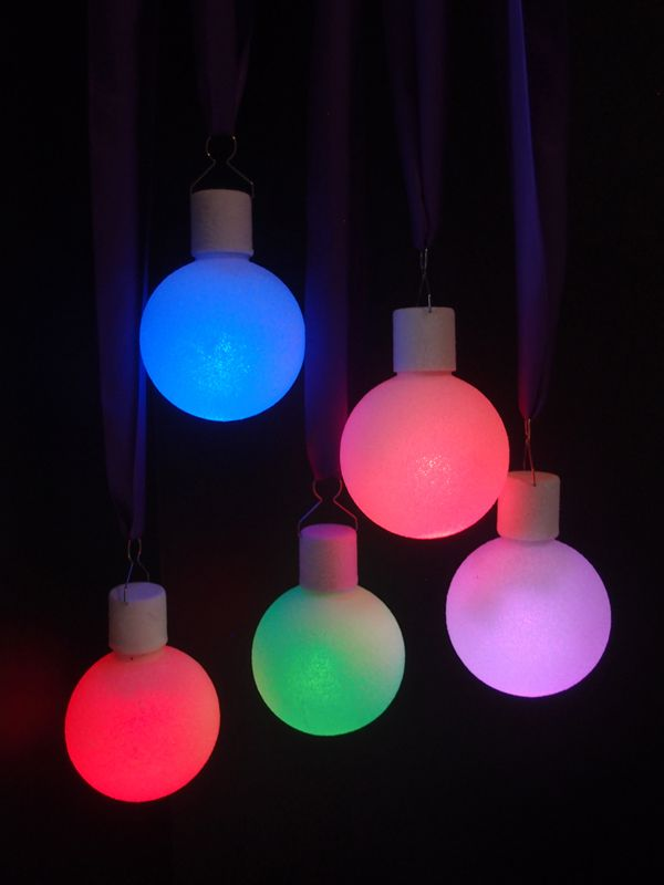 Battery Operated Colored Christmas Lights