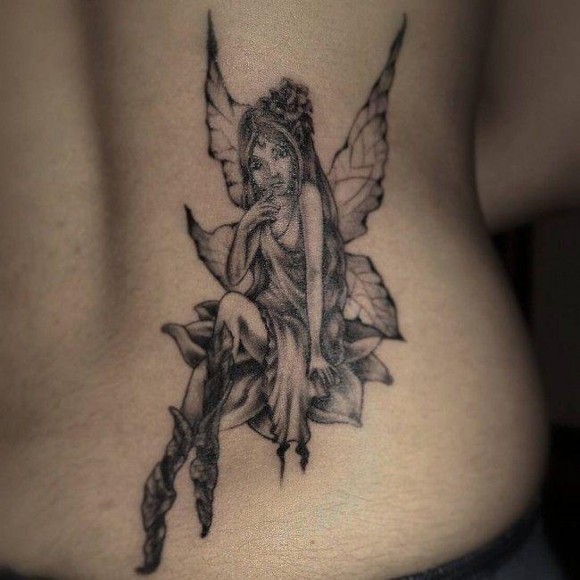 fairy tattoo 13