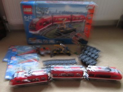 Lego city #train set 7938 - 100% #complete,  View more on the LINK: http://www.zeppy.io/product/gb/2/252711580415/