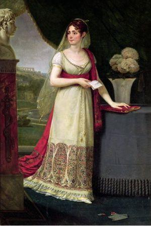 Антуан Жан Гро. Императрица Жозефина. 1808